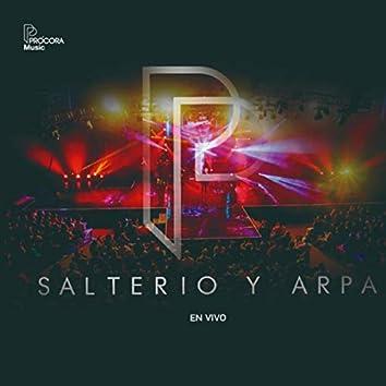 Salterio y Arpa (En Vivo)