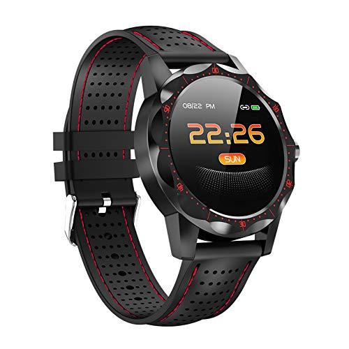 CHMORA smartwatch - SKY 1 Reloj Inteligente Hombre IP68 Impermeable Actividad TRA-CKER Fitness Smartwatch Monitor de Salud Modo Deportivo Información Sincronización Notificación