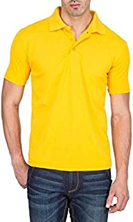 One Hand Shirt Neck Polo For Men