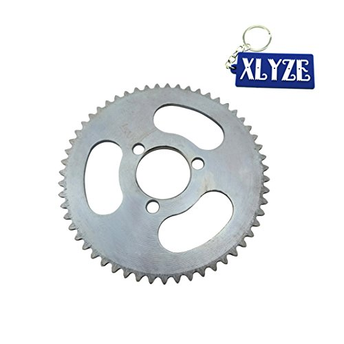 XLYZE 25H 55 Tooth 29mm Piñón de cadena trasera para 47cc 49cc chino Mini ATV Quad Pocket Bike Goped Scooter