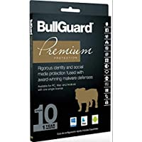 BullGuard Premium Protection 2018 10 Devices / 1 Year