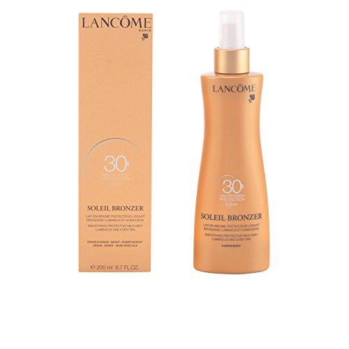 Lancome Soleil Bronzer Smoothing Protective Milk Mist Spf30 200ml