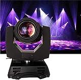 Yonntech Moving Head LED 230W Pro Beam 7R Beam DMX512 - Foco para escenarios (8 canales, 16 canales, 16 canales, iluminación profesional, 16 prisma)