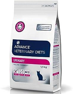 Advance Veterinary Diets Urinary Feline 8 kg Best Dietetic - Comida seca para gatos para ayudar a tratar las condiciones d...