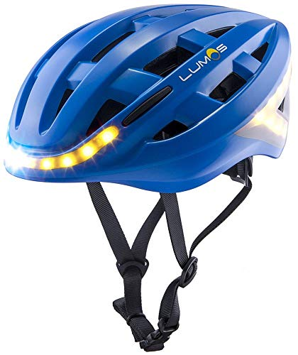 Lumos Smart Bike Helmet with Wireless Turn Signal...