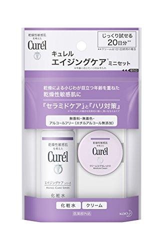 花王(kao)キュレル(Curel)『キュレルエイジングケアミニセット』