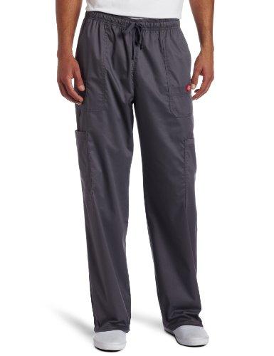 Dickies Generation Flex Men's Youtility Scrub Pants,Pewter,X-Large