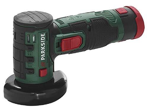 PARKSIDE Akku-Winkelschleifer PWSA 12-Li A1 (12V, 19.500 min-¹, 2,0A) Inkl. Akku + Schnellladegerät - 76mm Scheibendurchmesser