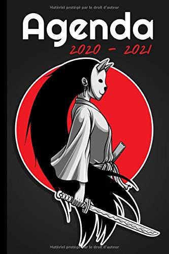 Agenda Scolaire 2020 2021: Manga, Animé   Agenda semainier,...