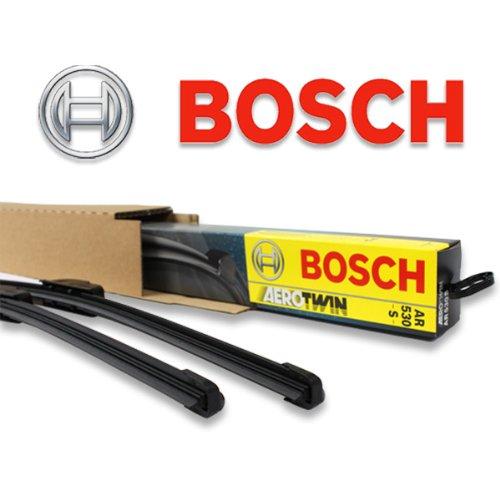 BOSCH Scheibenwischer Wischerblätter Satz Wischer AEROTWIN AR500S 2x 500mm