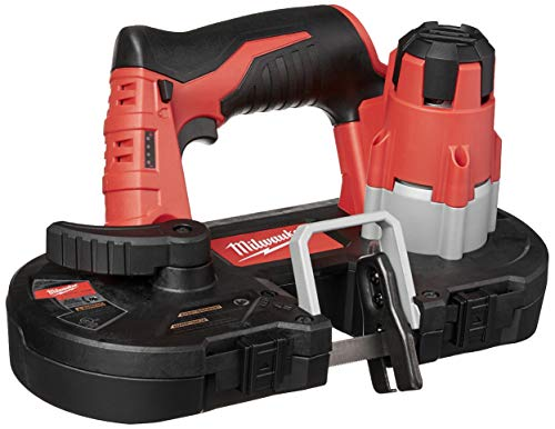 Milwaukee 2429-20 Cordless Sub Compact Band Saw