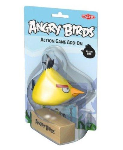 Tactic - 40434 - Jeu de Plein Air - Angry Birds Extension - Yellow Bird