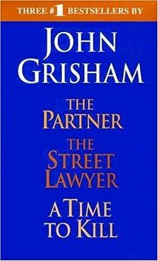 John Grisham 3 Copy Box Set