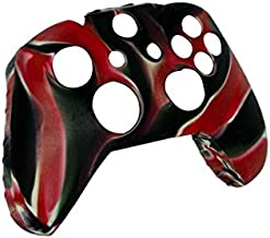 Capa de Silicone para Controle de Video Game XBOX ONE Vermelho KP-203