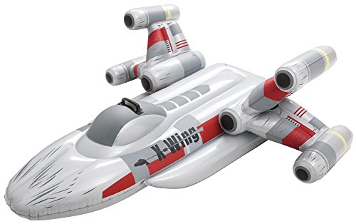 Bestway Star Wars X-Fighter Schwimmfigur, 150 x 140 cm