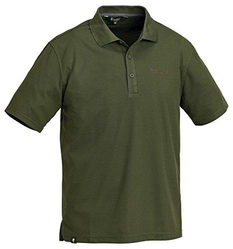 Pinewood Ramsey Polo piqué pour Homme M Vert - Vert