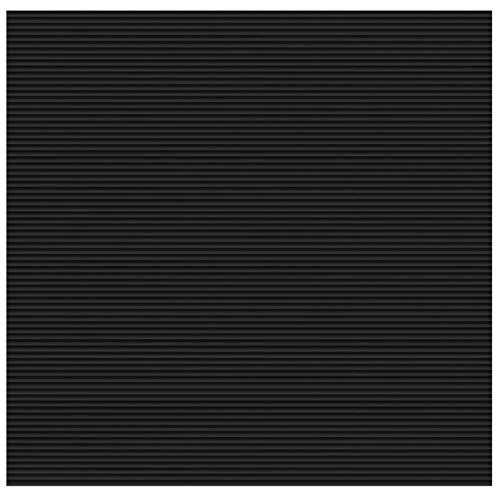 Feinriefen Gummiläufer - 10 Größen wählbar - Beite: 200cm - 200x400cm