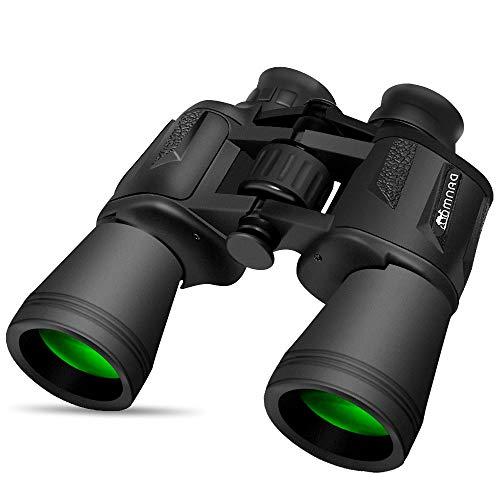Binocular by DANMO, 20x50 BAK4 Prism FMC lente HD, prismáti