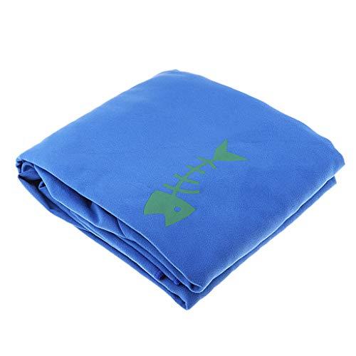 perfk Erwachsene Badeponcho Handtuch Bademantel Poncho Badetuch mit Kapuze Surfen Schwimmen Tauchen Wechseln Handtuch Robe - Dunkelblau