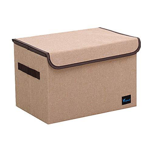 YuoungYuan Cajas de almacenaje Decorativas Carton Cajas de almacenaje Juguetes Cubo de...