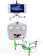 Xiangtat Cheerson Cx-30w Wifi Controlled Rc Quadcopter with Transmitter RTF (Green)
