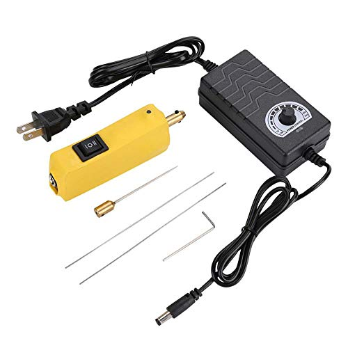 Oueaen Elektrokleberentfernungswerkzeug - Klebereinigungsmaschine CJ6 + 100-240V US OCA Kleberentfernungswerkzeug für die Reparatur von LCD-Bildschirmen für Mobiltelefone