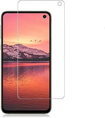 Vada-Tec 3X Bruchsicheres Panzerglas für Samsung Galaxy S10E Panzerglasfolie Schutzfolie aus 9H Echt Glas Transparent