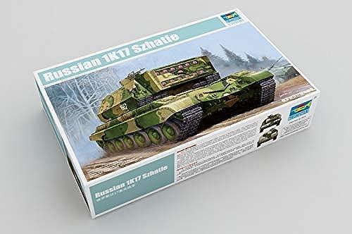 Obtén lo ultimo Trumpeter 05542 Kit Kit Kit Modelo Soviética 1K17 Szhatie  comprar mejor