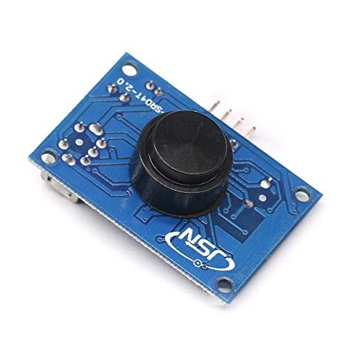 Sensores eléctricos industriales Ultrasónico integrado Ranging Módulo impermeable ultrasónico radar de marcha atrás Para auto -CAMIÓN- barco