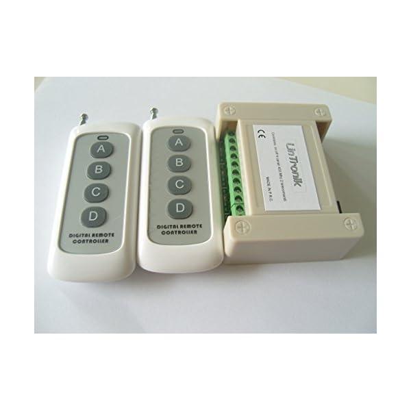 Lintronik-Controle-Receptor-ONOff-A-4-Canales-con-2-Remote-DE-Largo-ALCANCES-433Mhz