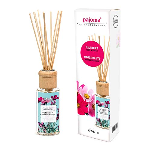 pajoma Raumduft Morgenblüte, 1er Pack (1 x 100 ml) in Geschenkverpackung