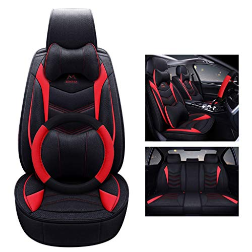 Learn More About Automotive Car Seat Cushion Four Seasons Universal All-Inclusive Car Seat Cover Com...