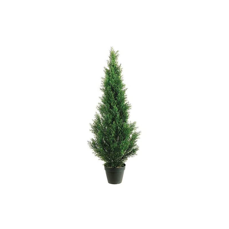 silk flower arrangements silk tree warehouse company inc one 3 foot outdoor artificial cedar topiary tree potted uv rated plant