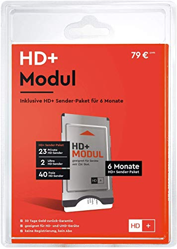 hd plus modul mit karte