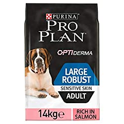 Selected protein sources for sensitive dogs Clinically proven to help support healthy skin Helps support healthy joints Contains high quality protein from salmon