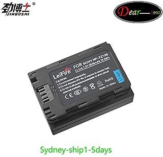 KEENKI 1 x NP-FZ100 Z Series Rechargeable Battery Pack for Sony NPFZ100 BC-QZ1 A7RM3 A7R III ILCE-A9 ILCE-9 ILCE9 Alpha A9 Digital Camera