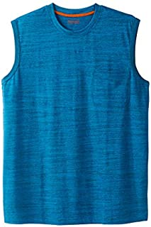 Boulder Creek Men's Big & Tall Heavyweight Pocket Muscle Tee
