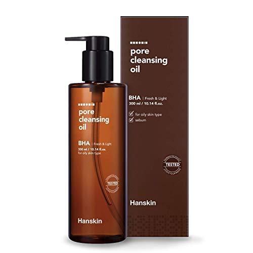 Cleansing oil & Blackhead BHA aceite limpiador puntos negros