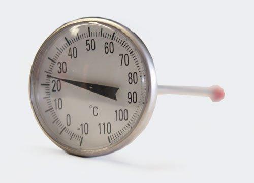 SunSun Ersatzteil Bio Teichfilter CBF-350B Thermometer Gehäuse Teichfilter