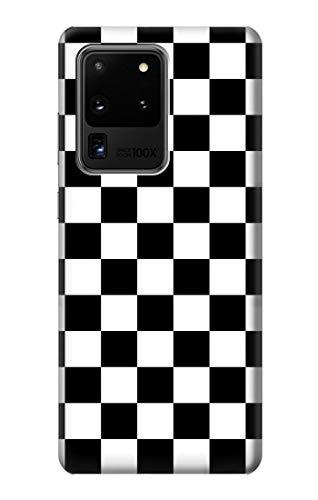 R1611 Checkerboard Chess Board Case Cover for Samsung Galaxy S20 Ultra