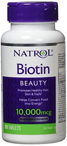 【Natrol】ビオチンBiotin並行輸入品[並行輸入品]