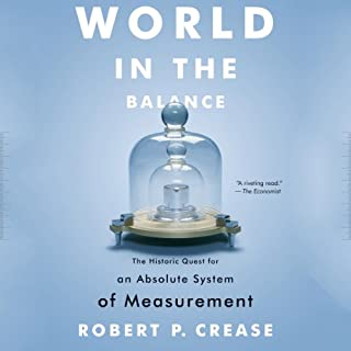 World In the Balance audiobook cover art