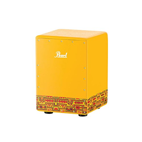 Pearl PFB-300 Cajon Fun Box, Yellow