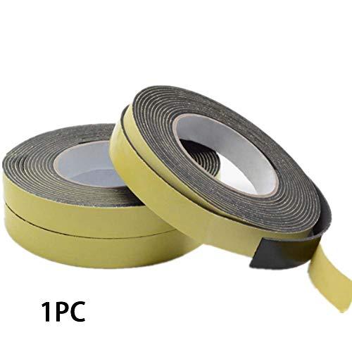 Foam Tape Weer Strip Deurafdichting Nieuwste Lijm Waterdicht Eenzijdige Rubber Strip(3mm*20mm*5m)