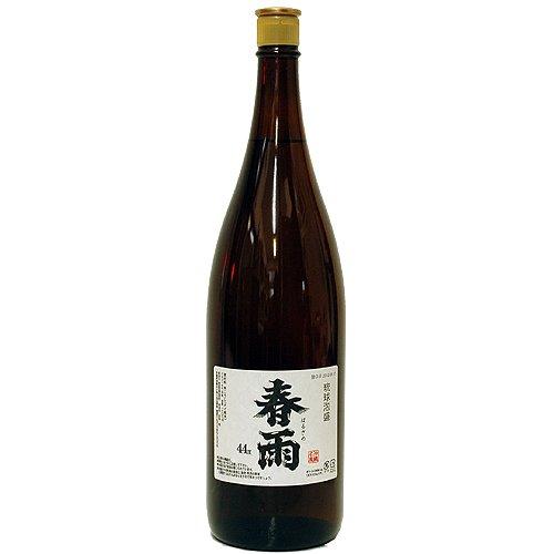 『【特別限定酒】春雨 44度 1.8L』のトップ画像