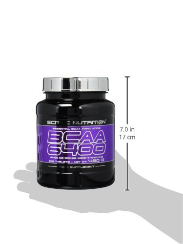 Scitec Nutrition BCAA 6400, 375 Tabletten - 4