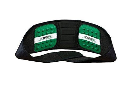 Lumbros Biofeedbac Posture Support Belt, Cinturón dorsal Vendaje dorsal, que apoya la estabilización de la espalda