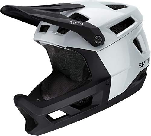 SMITH Mainline MIPS Casco de Ciclismo, Unisex, Blanco y Negro, L