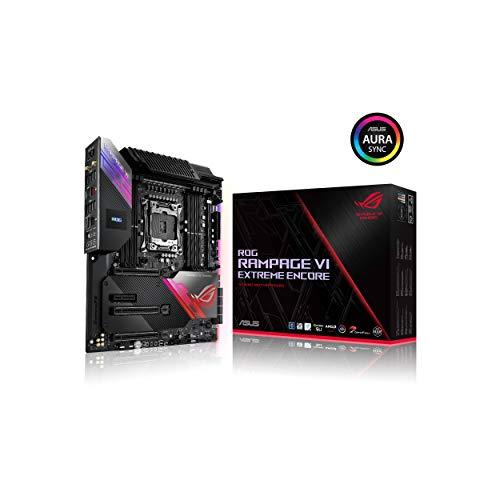 ASUS ROG Rampage Vi Extreme Encore- Placa Base Gaming