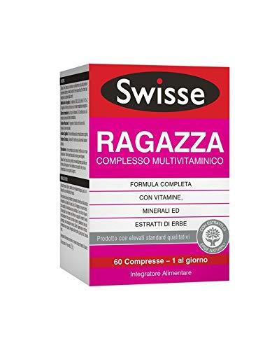 Swisse Swisse Multivit Ragazza - 60 compresse
